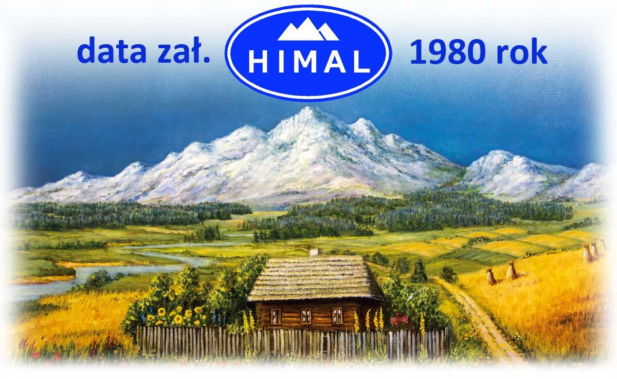 Himal Produkty z surowców pochodzenia naturalnego